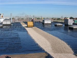 The Traditional Coal Tar System Is A Built Up Roof That Is Manufactured On  Site, With Layers Of Felts Adhered To The Roof Using Hot Applied Coal Tar  Pitch.